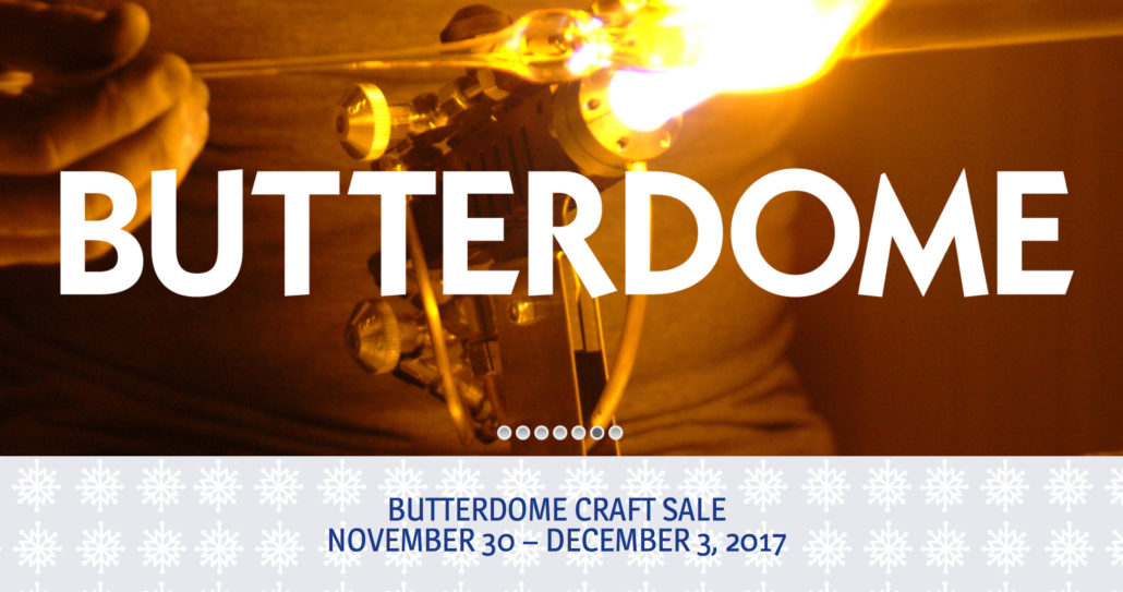 Butterdome Craft Sale Hours